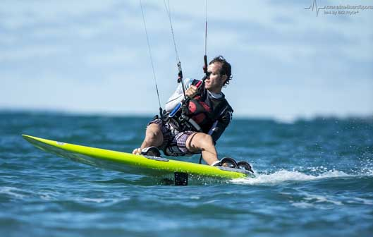 Kite Racing - In the Loop Kiteboarding