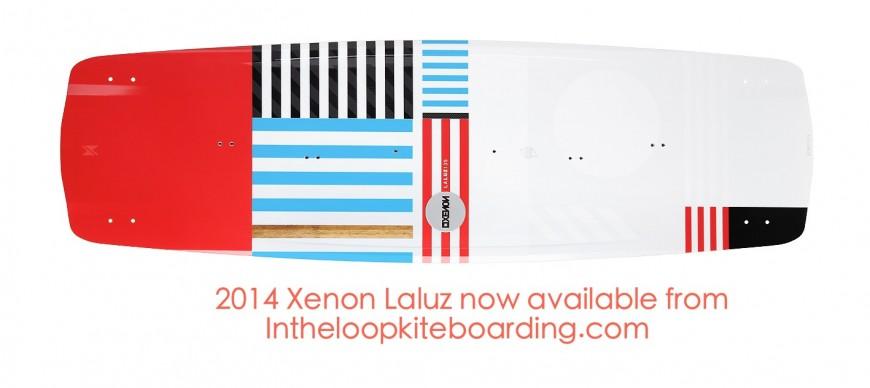 xenon kiteboarding laluz