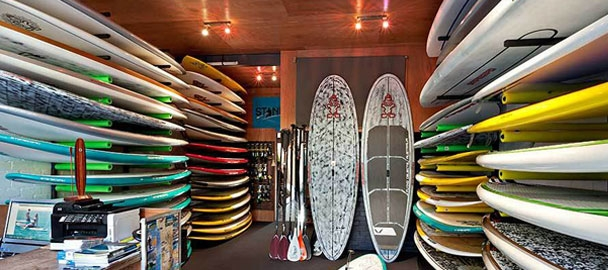 we stock the best boards out there.